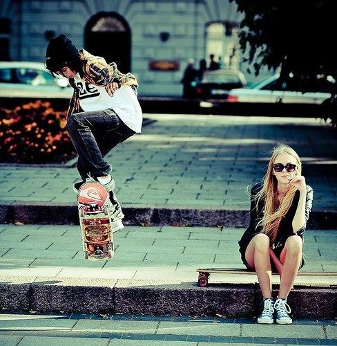 girl friends skater Tumblr
