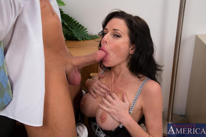 naughty office porn Veronica avluv