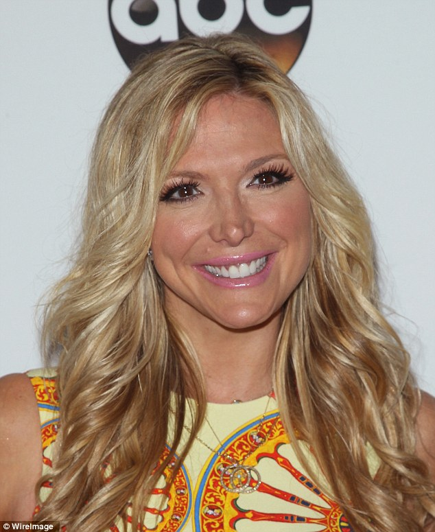 husband Debbie matenopoulos