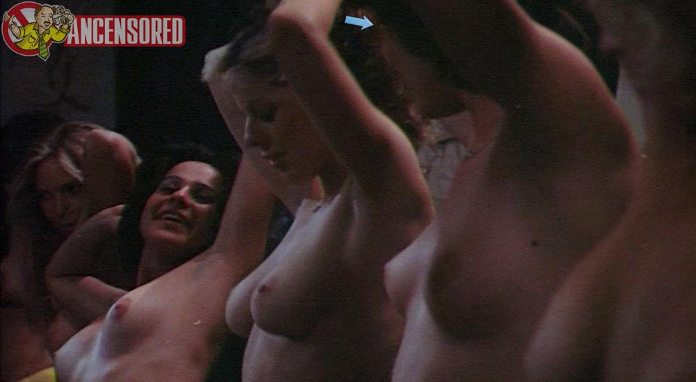 naked Wild cheerleaders