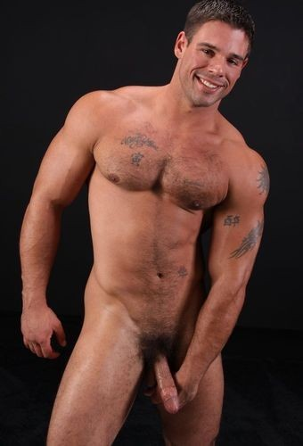 atlas hunks Derek gay muscle