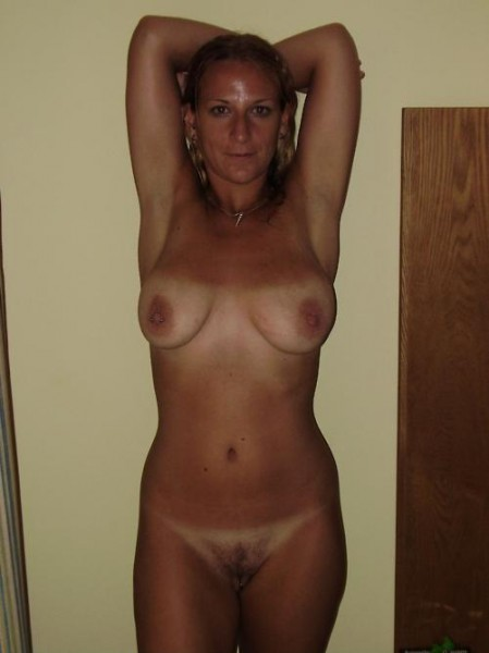Nude selfies of mature women very