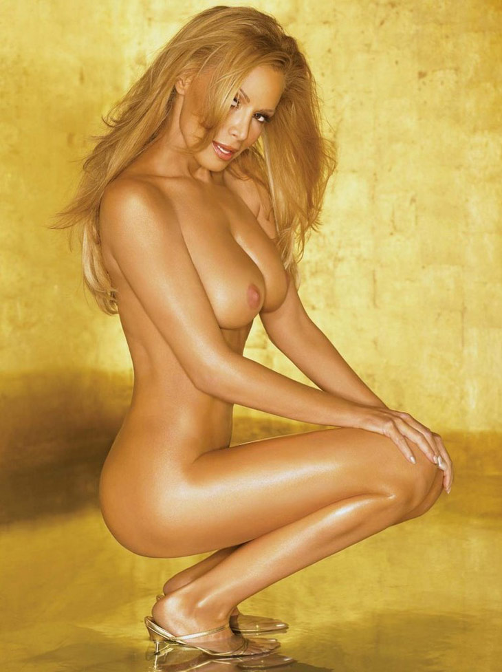 naked Cindy margolis