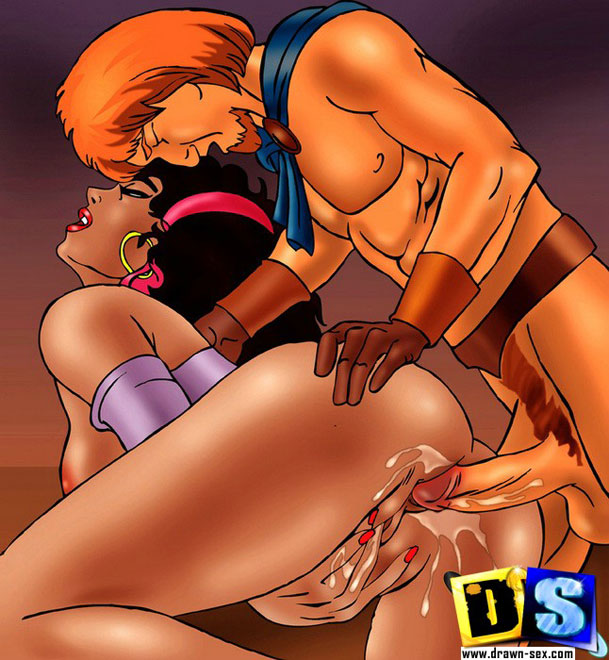 dame porn cartoon of Hunchback notre