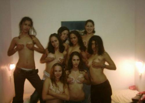 freshmen college girls naked The stripping