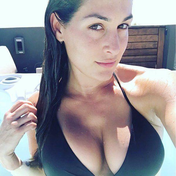 stephanie mcmahon tits Wwe
