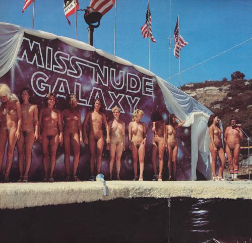 contests Nudist vintage beauty