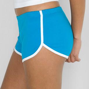 running sexy shorts girls Hot