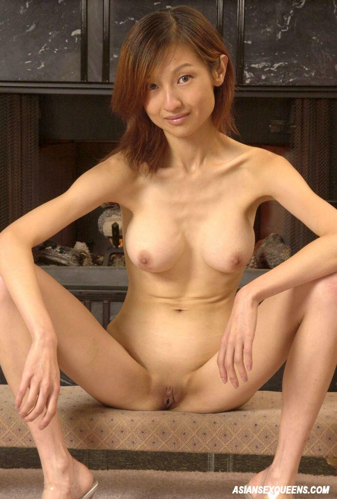 slut Skinny asian