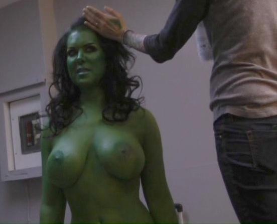 hulk nude She