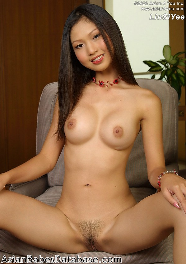Beautiful Chinese Girls Naked