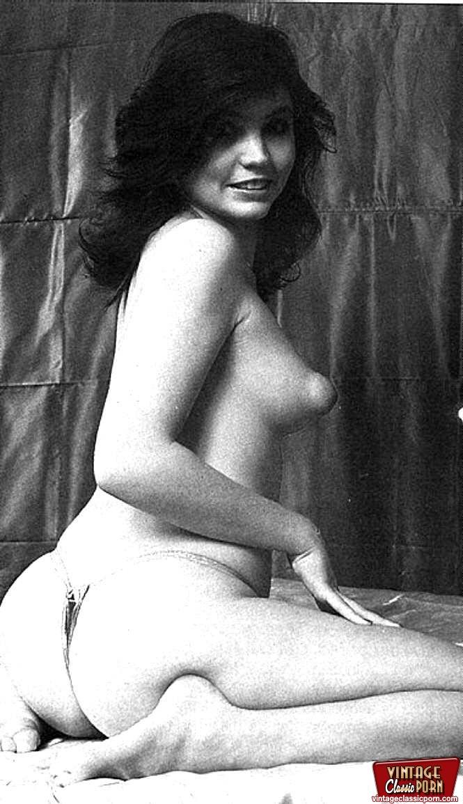 vintage nudists nude Classic