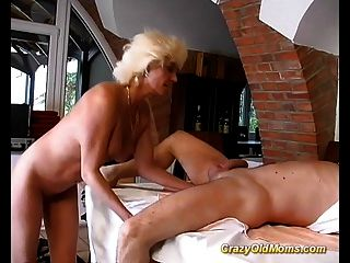 load Mom from son takes