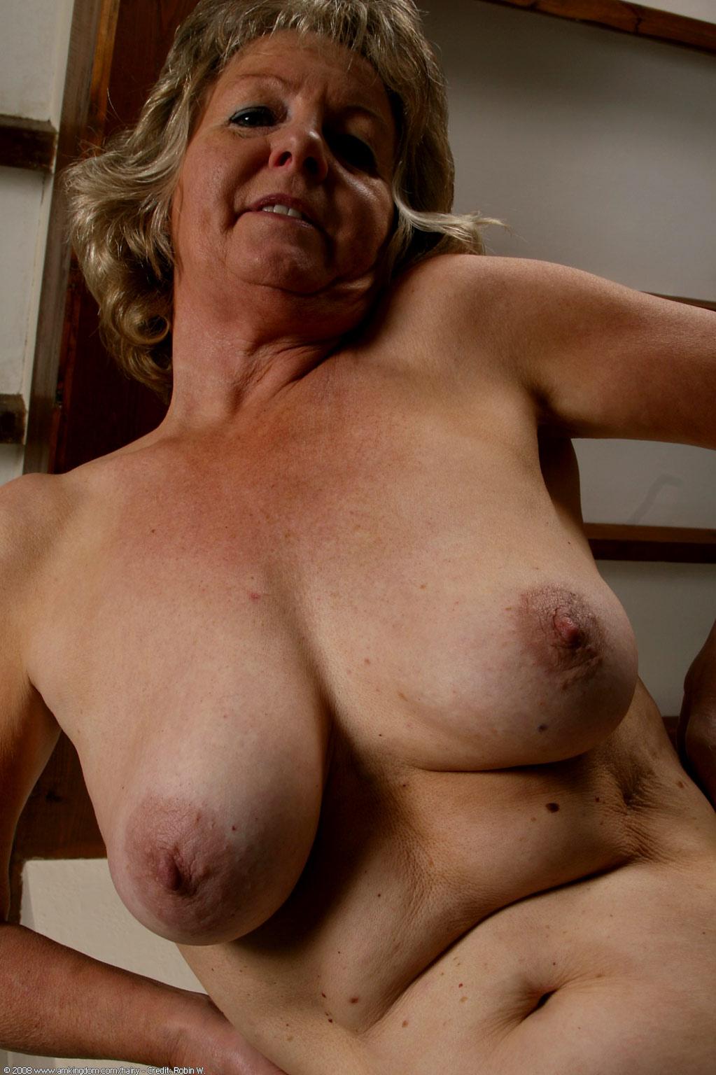 pierced granny mature Colleen