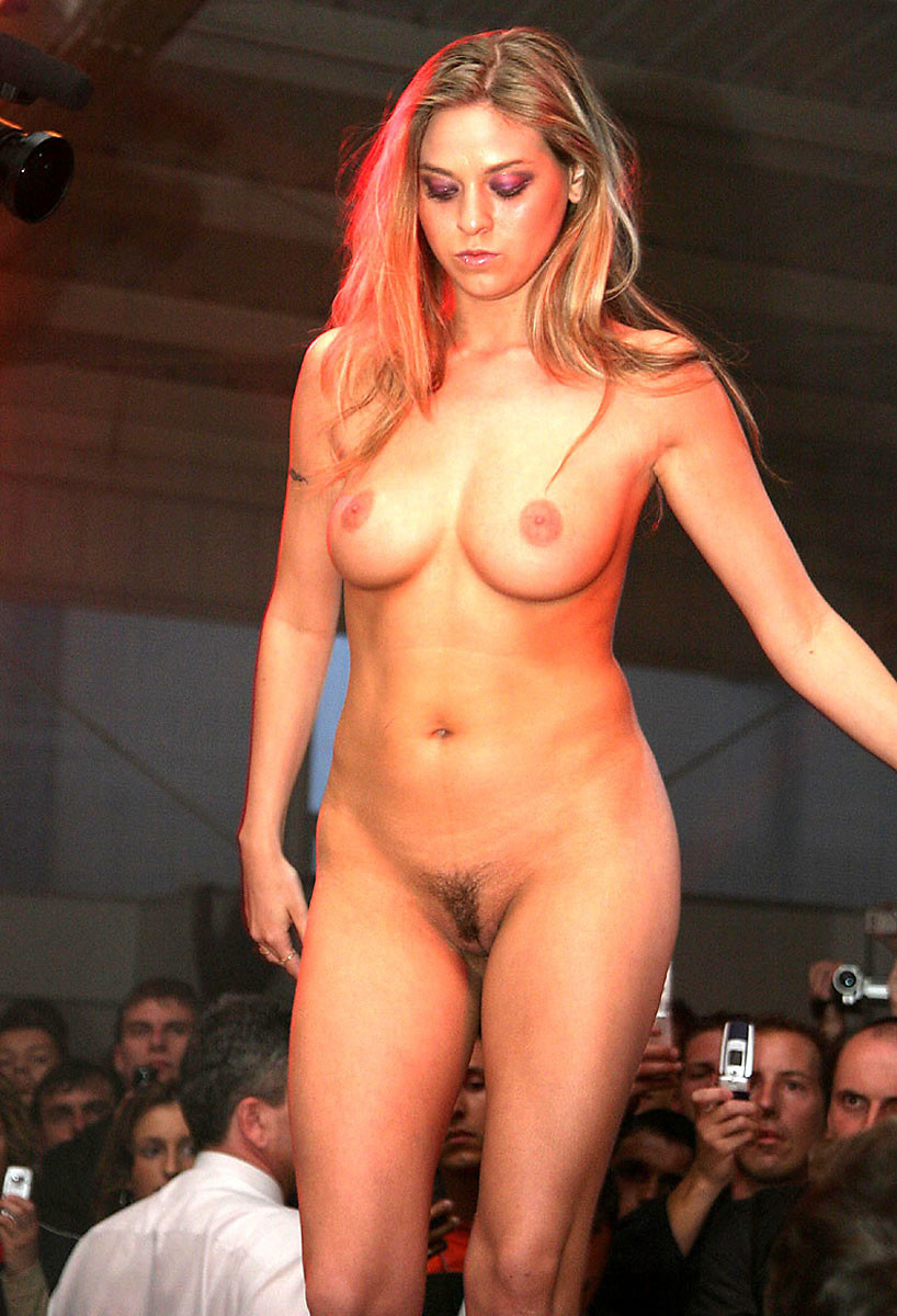 nude naked one Only girl