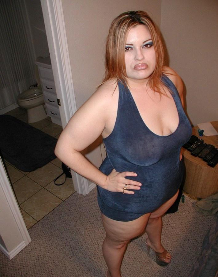 panties wearing Fat girls
