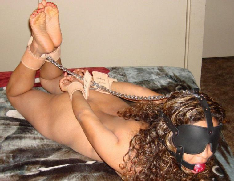 tied up fucked Wife and
