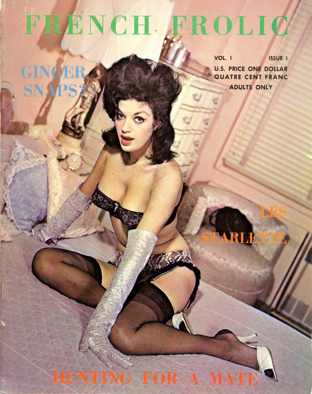 adult magazine retro Vintage