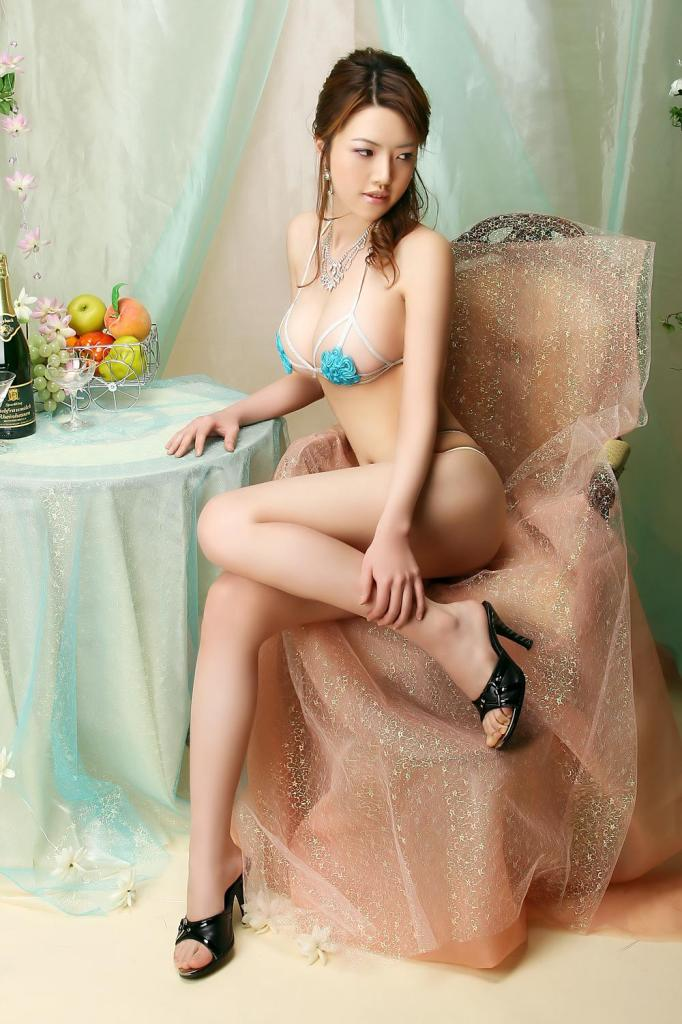 girls Beautiful nude korean