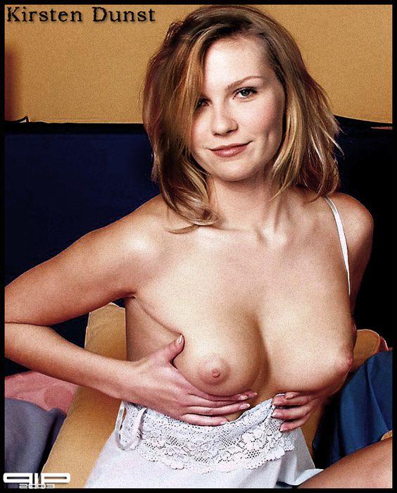 Nude fakes of kirsten dunst hot nude