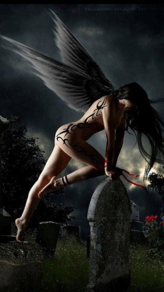 art erotic fantasy Porn dark gothic