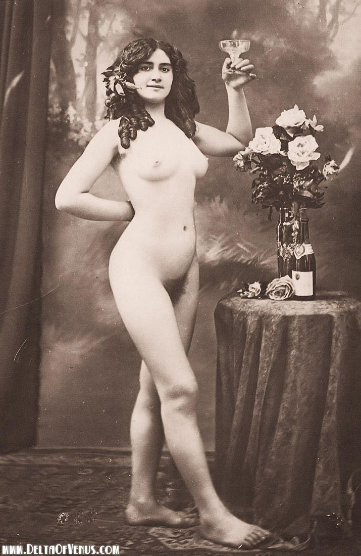 s nudes 1800 vintage