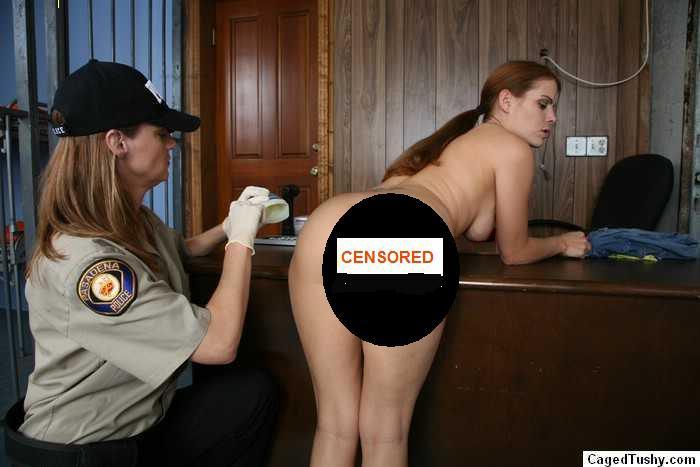 strip searches English lesbian girl police