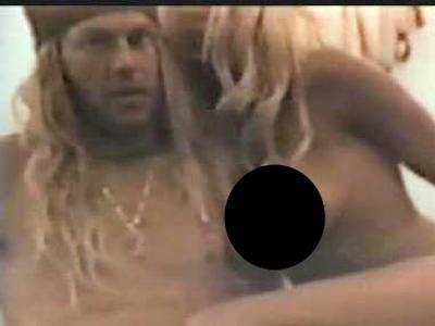 penis Bret michaels