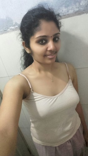 selfie pussy College girl