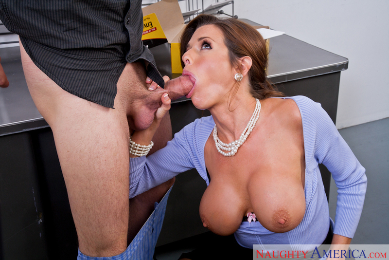 naughty office porn Veronica avluv