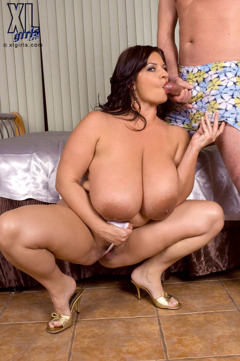moore Busty nude maria