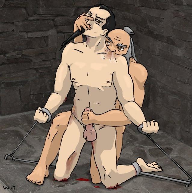 porn gay the last airbender Avatar zuko