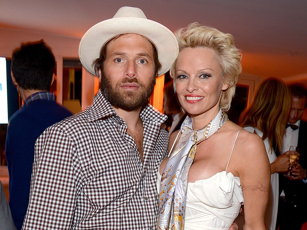married Pam anderson