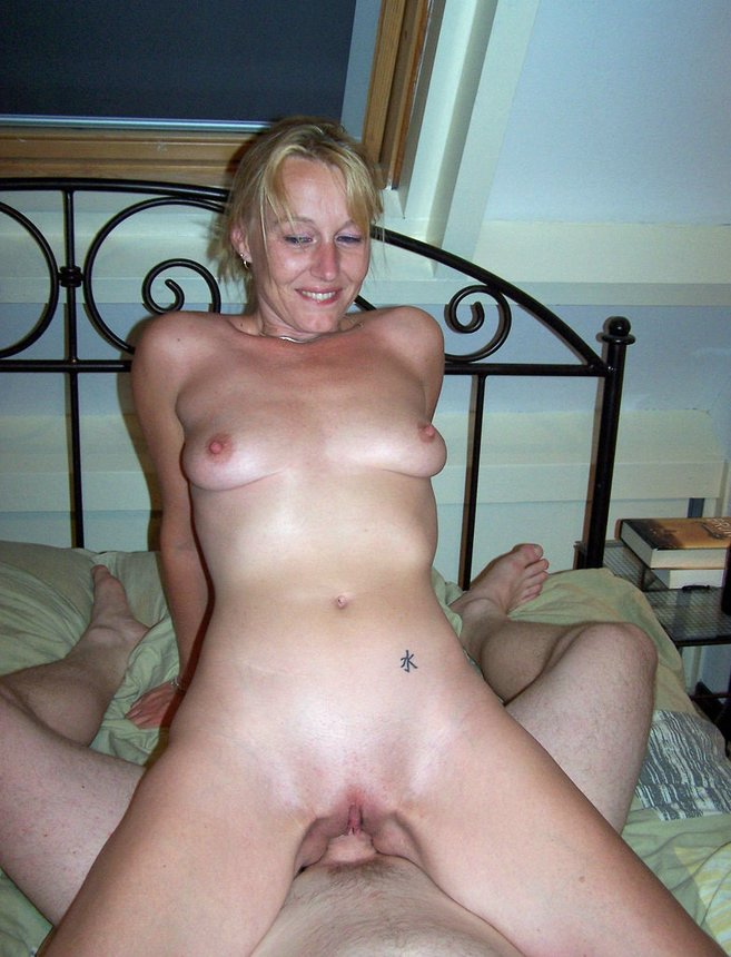 nude wives Middle aged