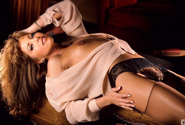 photos Jeanie buss nude playboy