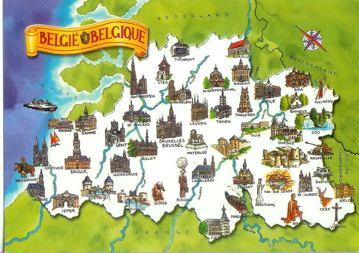 157 - Card maps page