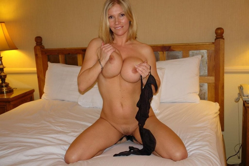 blowjob Milf bed tied to
