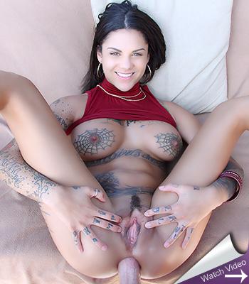 big cock Pregnant woman takes
