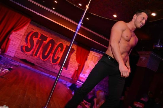 go Gay go male strippers