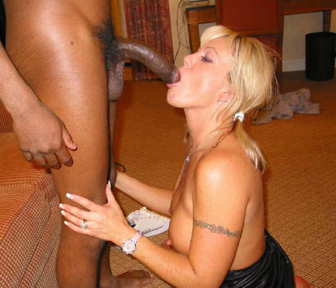 sucking cock Wife tumblr black
