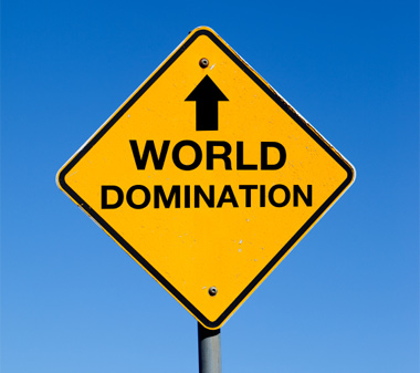 domination america World