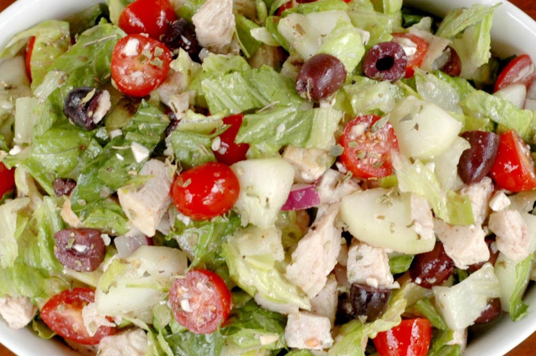 recipe Greek salad