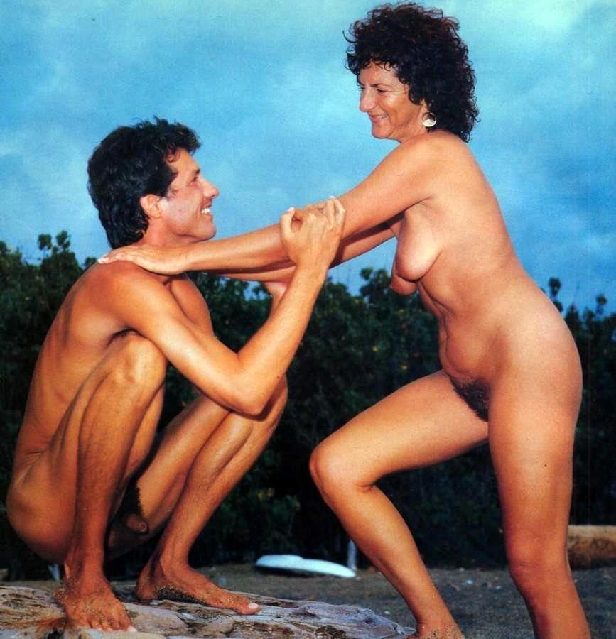 And Sons Mom Nude Beach Nudist
