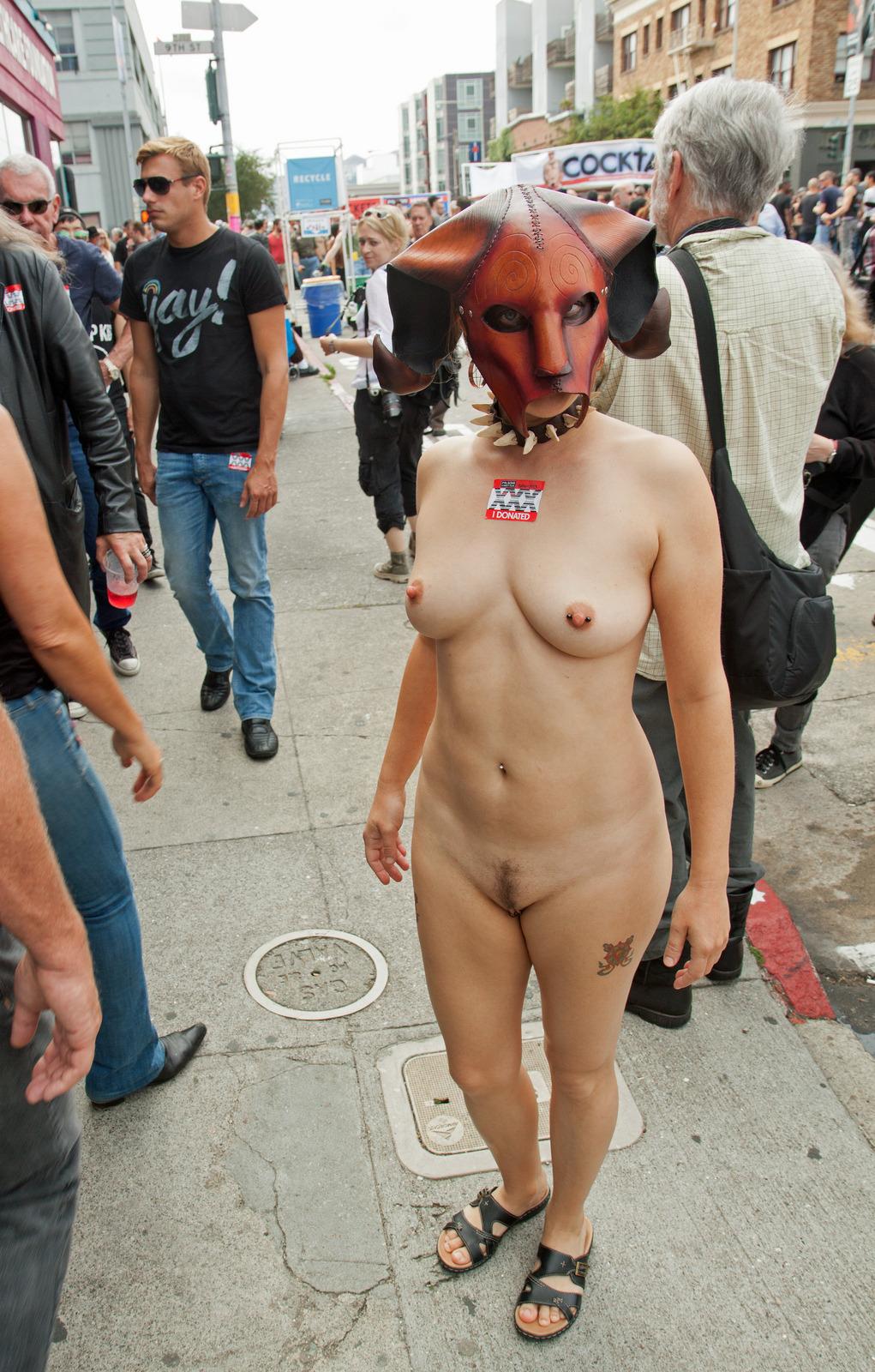 men folsom street Nude