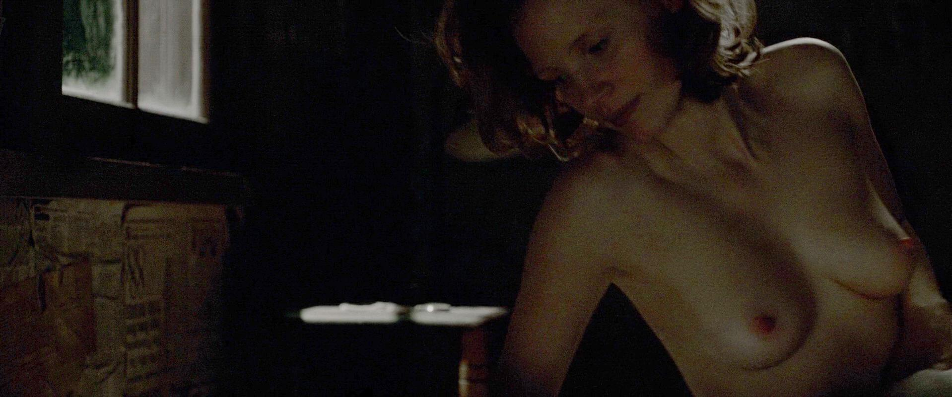 nude chastain As jessica