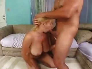 big sucking tits natural Blonde