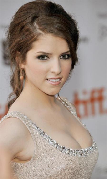 kendrick cleavage Anna