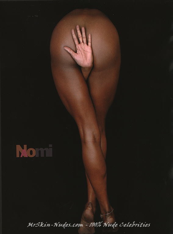 and nude Madonna naomi campbell