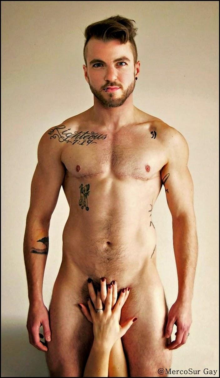 nude naked adonis Adam