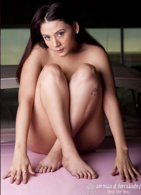 Fiona xie breasts